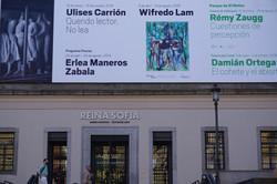 Exposition Musée Reina Sofia, Madrid