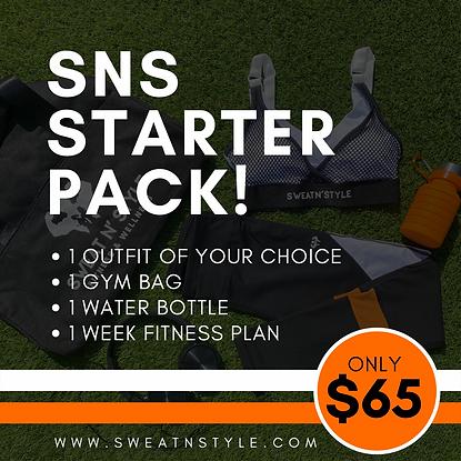 SNS Starter Pack