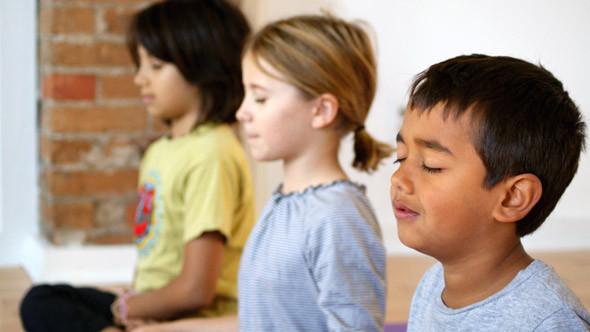 Mindfulness for happy children