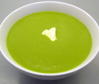 Tridoshic asparagus soup