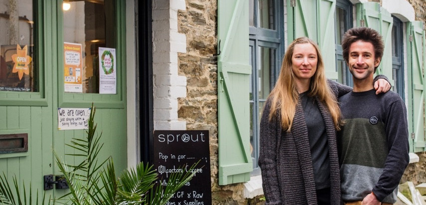 Healthy Living in Newquay! Sprout Health Foods