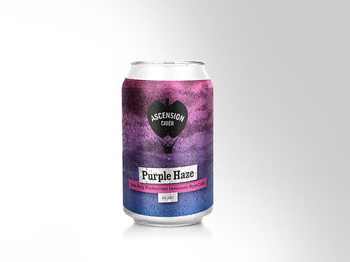 Ascension Cider - Purple Haze