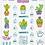 Thumbnail: Stay Sharp Cactus Sticker sheet