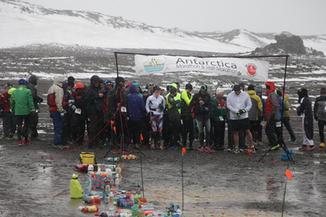 Antarctic Marathon Adventure 2016 - By Jan Taylor