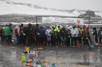 Antarctic Marathon Adventure 2016 - By Jan Taylor