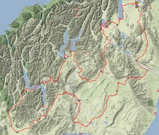 Training for a 1100 km MTB Race