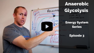 Anaerobic glycolytic energy system