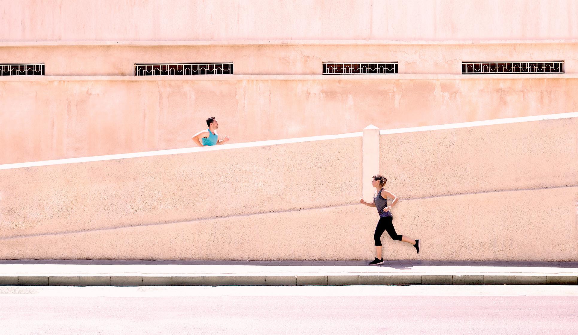 Urban Running