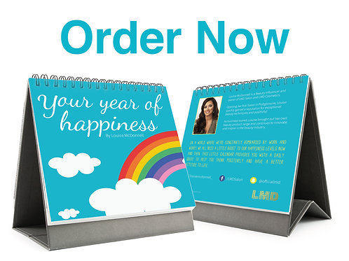 Your Year of Happiness Calendar