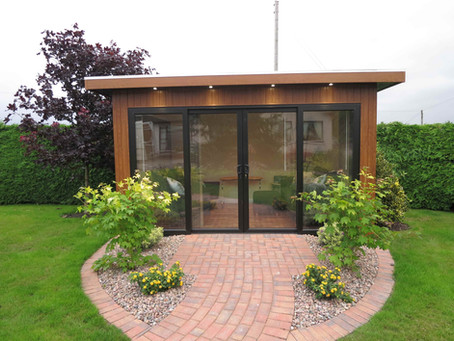 Wheelchair Friendly Garden Room