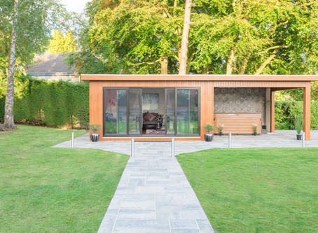 Luxury Garden Rooms to enhance your lifestyle