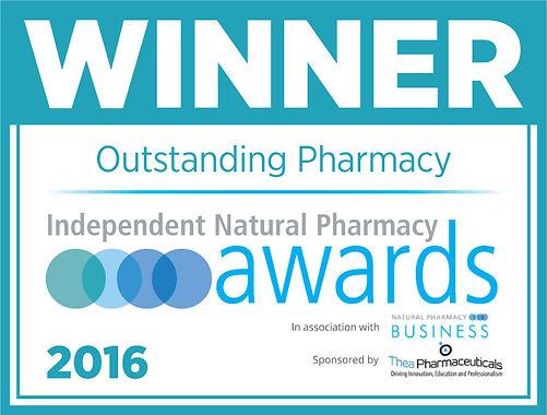 Natural Pharmacy Business award 2016.jpg