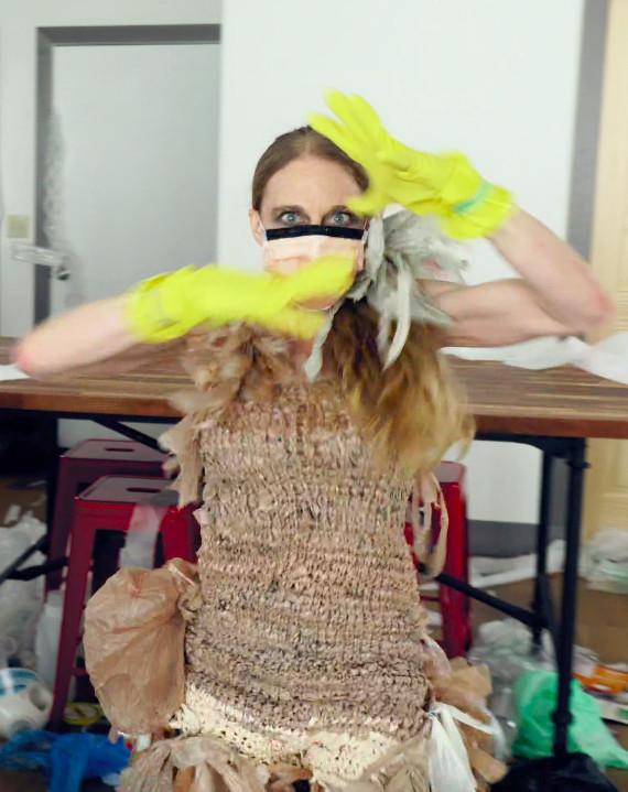 Life-Plastic Wrapped:::::Sasha Chudacoff