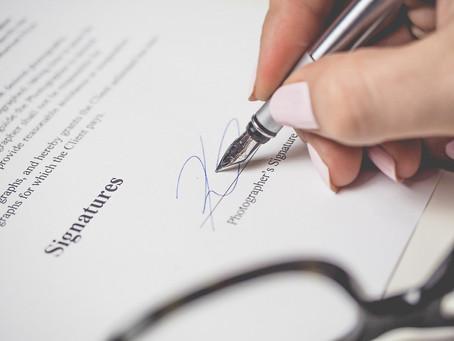 Básico: La Certificación de Firmas