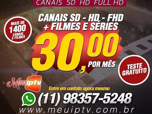 PLATINUM 5.888 CONTEÚDOS S/ ADULTOS S/ INTERNACIONAIS 12 MESES