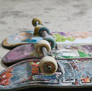 Skateboard Akademie North Brigade