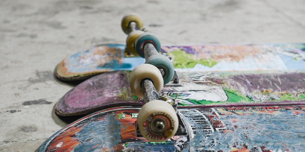 Skateboarding & Biking Program (3Y - 6Y)