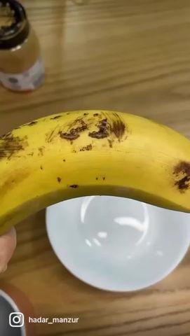 לחם בננה