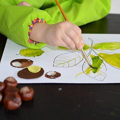 Leaf herbarium © minicreativity.jpg
