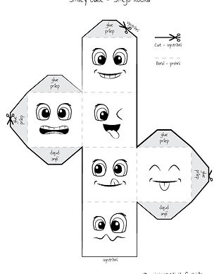 Smiley cube © minicreativity