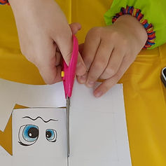 Smiley cube - how to make a cube full of funny faces at home. Can you do them all?