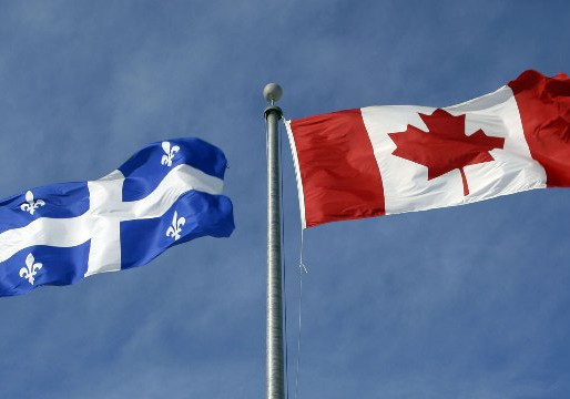 Funding and resources provided by the Federal Government and the Government of Quebec - May edition