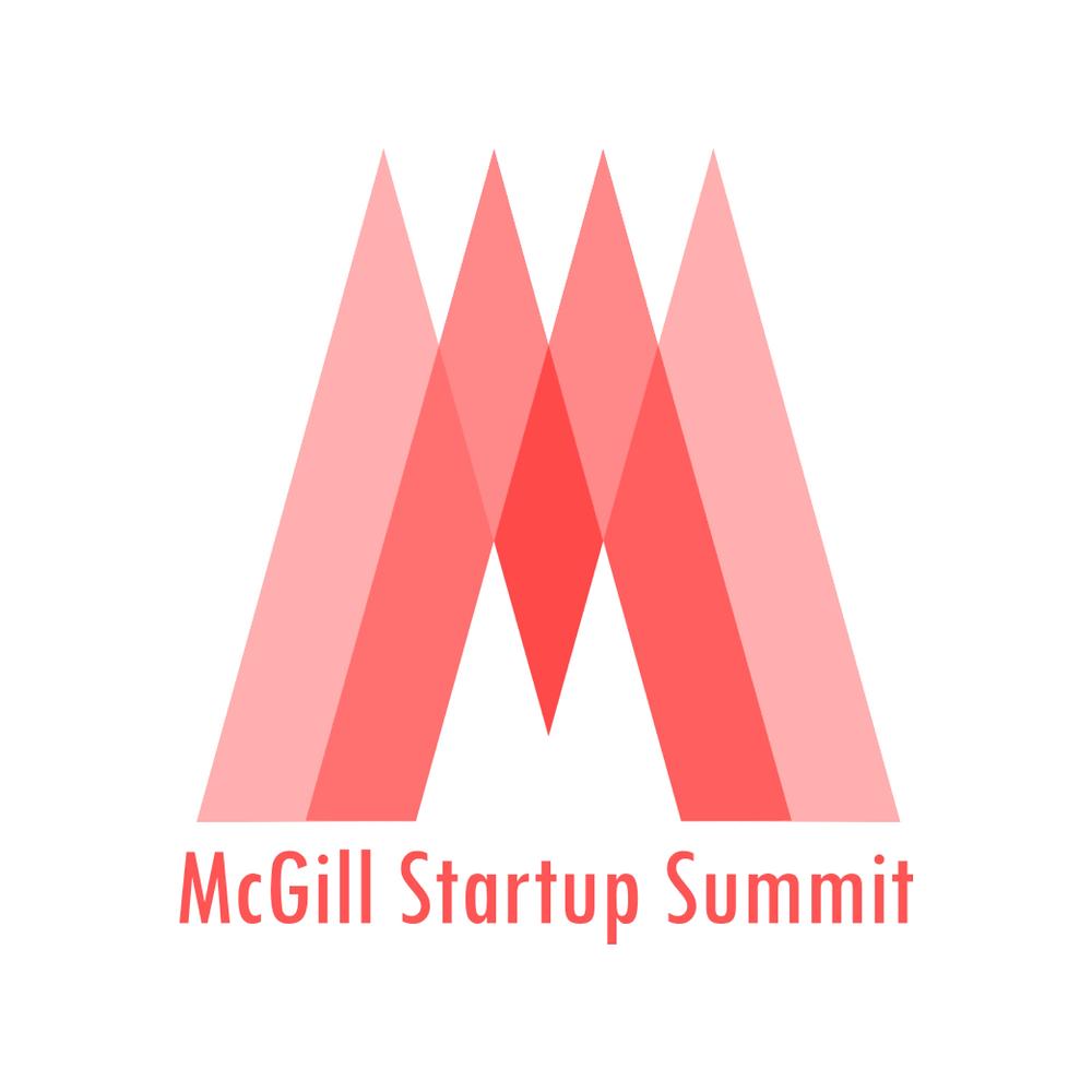 McGill Startup Summit logo