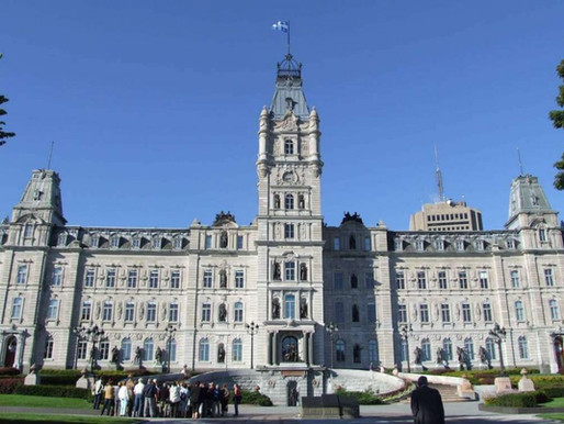 Funding and resources provided by the Federal Government and the Government of Quebec - July edition