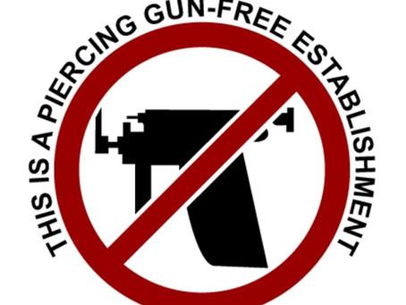 Piercings und Ohrlochpistolen