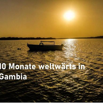 Rückblick auf den Freiwilligendienst in Gambia