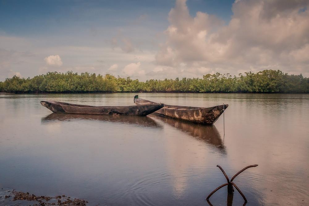 Gambia - nicht nur ein Land, sondern auch ein Fluss. Quelle: pixabay.com