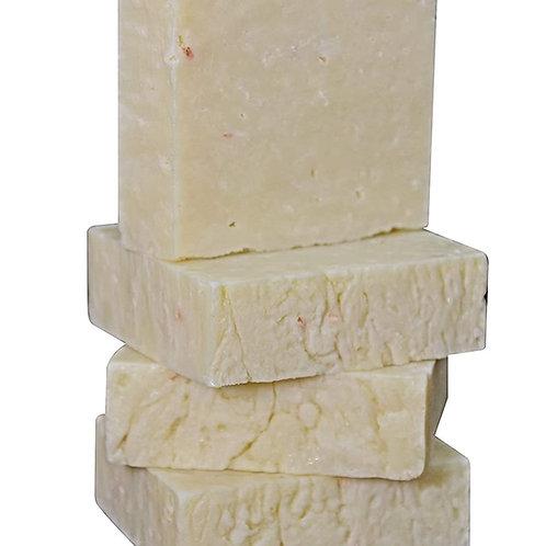 HIMALAYAN SALT SOAP BARS with Sea Salt & Shea Butter (4.5oz bar)