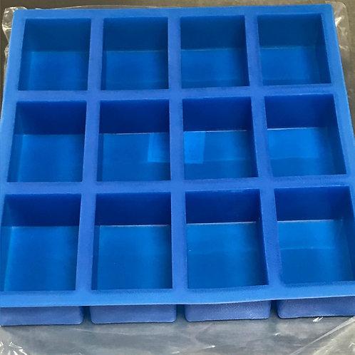 Silicon Mold (rectangular soaps)