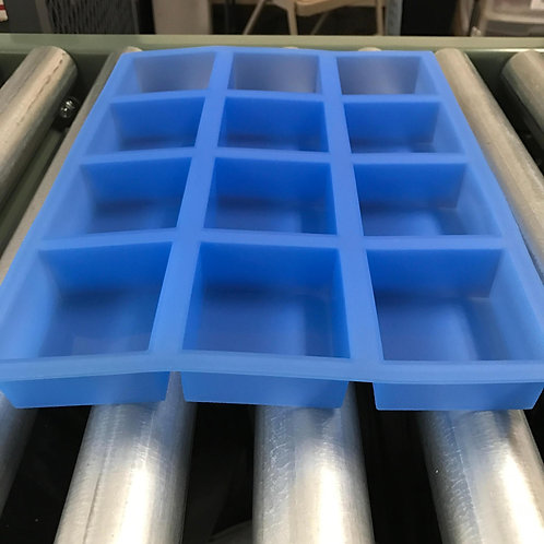 Silicon Mold (square shaped soaps)