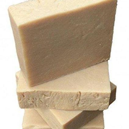 Unscented Castile Olive Oil Goat Milk Soap Bars