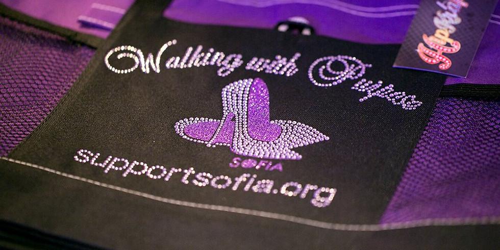 S.O.F.I.A.'s 6th Annual Walk Against Domestic Violence