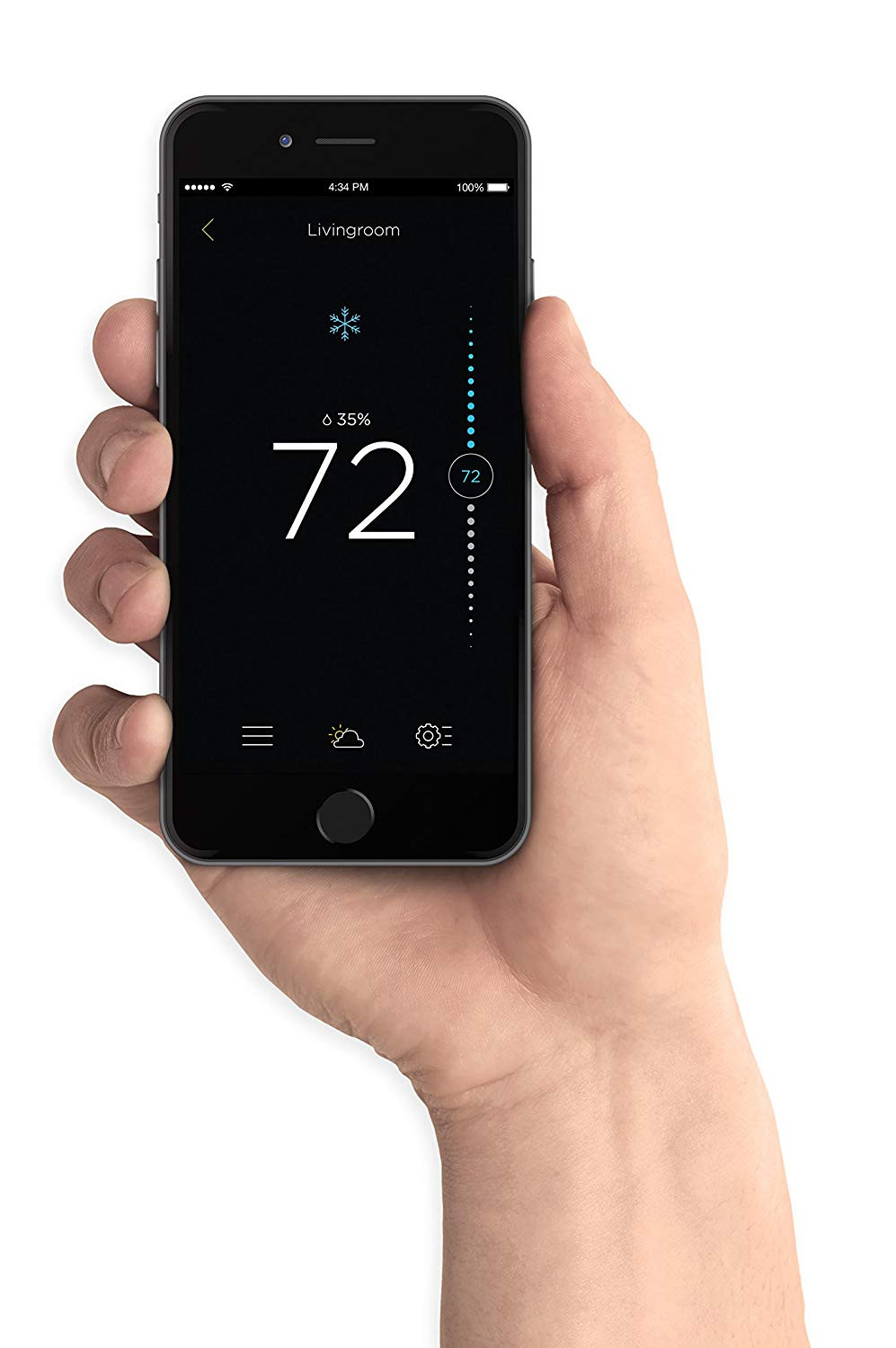 Control your Ecobee from your phone