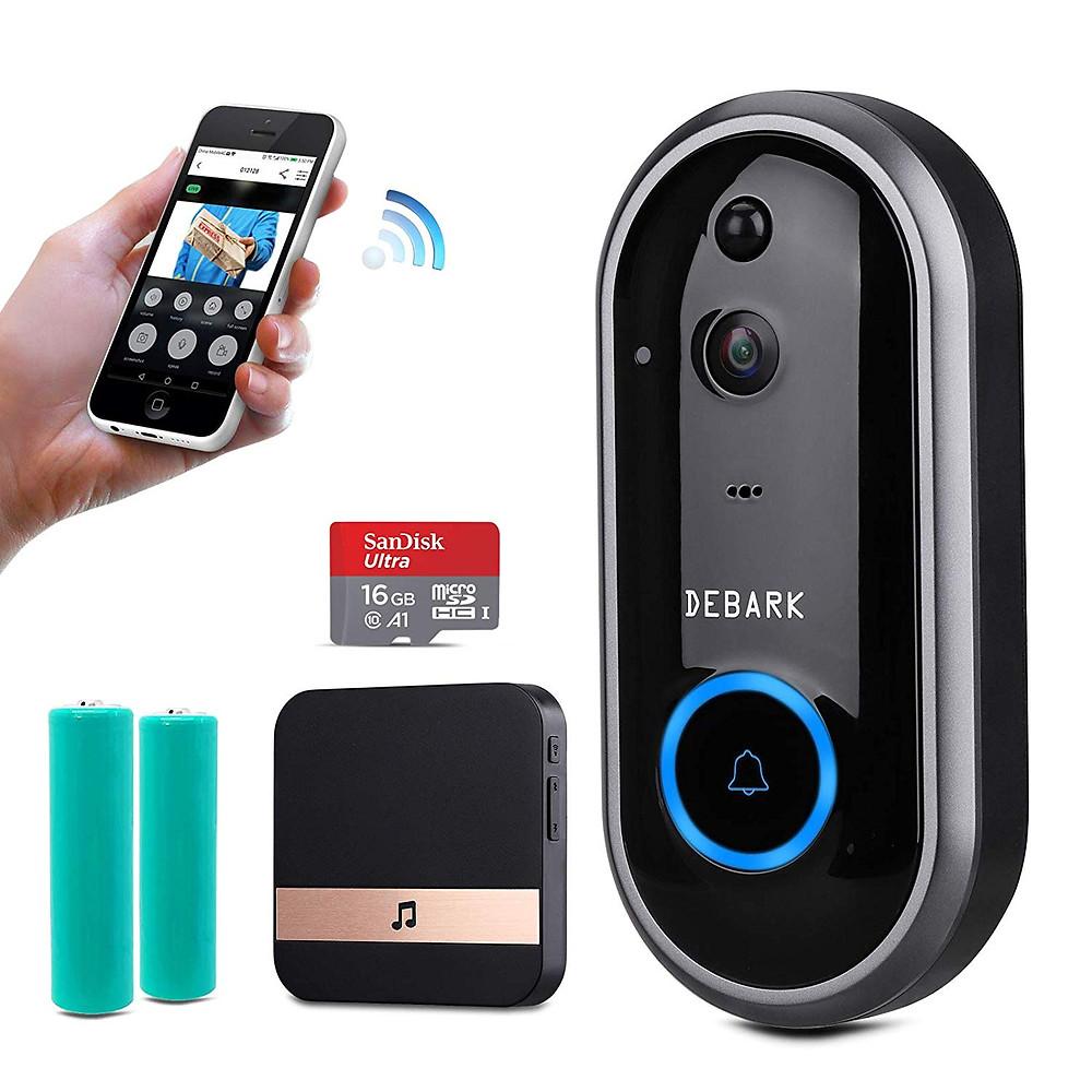 DEBARK Smart Video Doorbell
