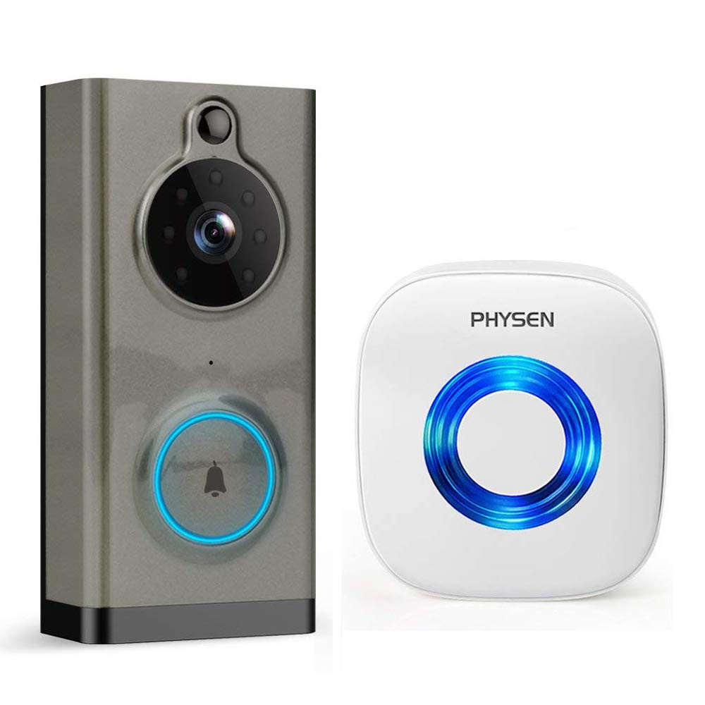PHYSEN Waterproof Wifi Doorbell