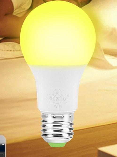Nexlux 10 Pack Smart Bulb Wi-Fi Bluetooth RGB LED