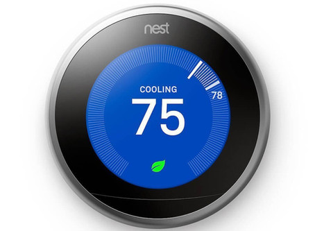 Nest Thermostat On Top Of Their Game