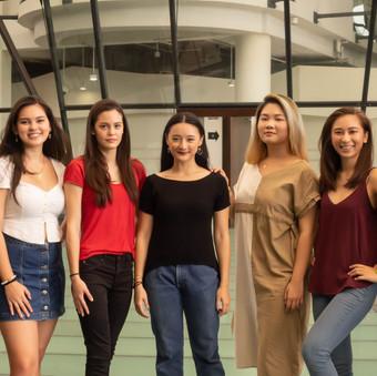 The ladies of Actors of 2020