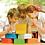 Thumbnail: Cajas parlantes multicolor