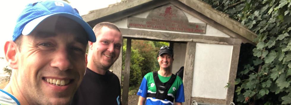 HW Path Start (7 Miles in) with Ryan & Alan