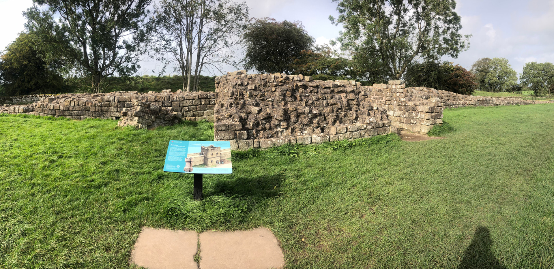 One of the Many Milecastles