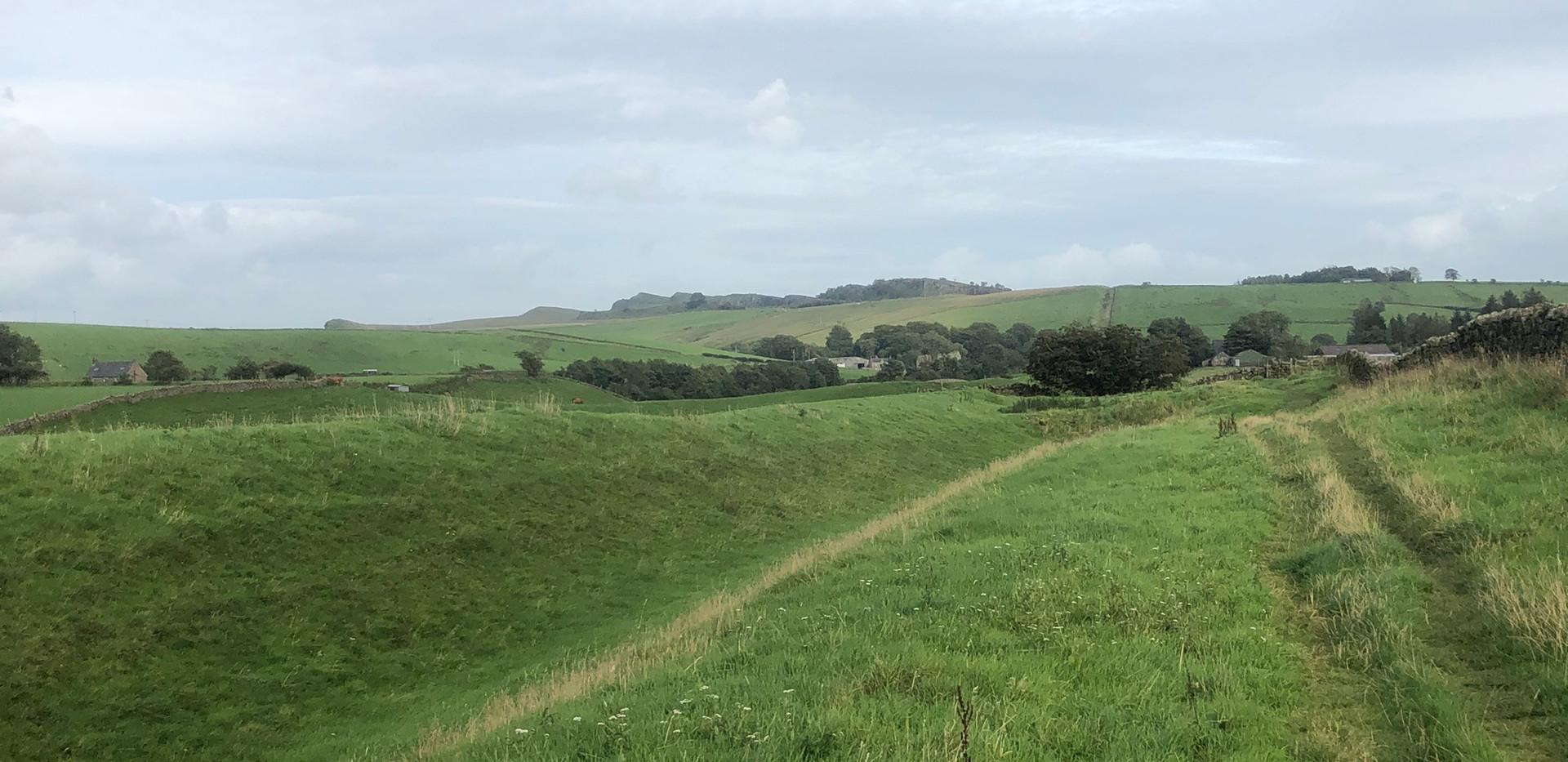Big Hills on the Horizon