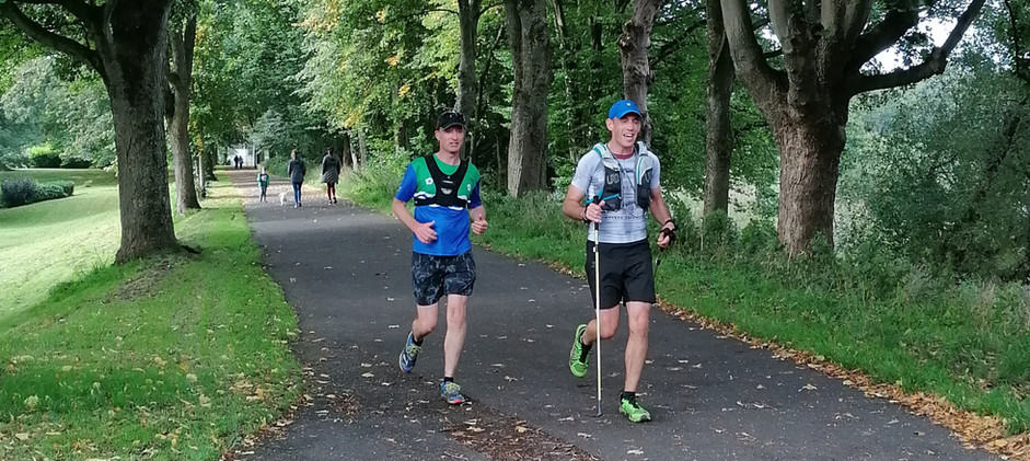 Running with Alan into Checkpoint 1