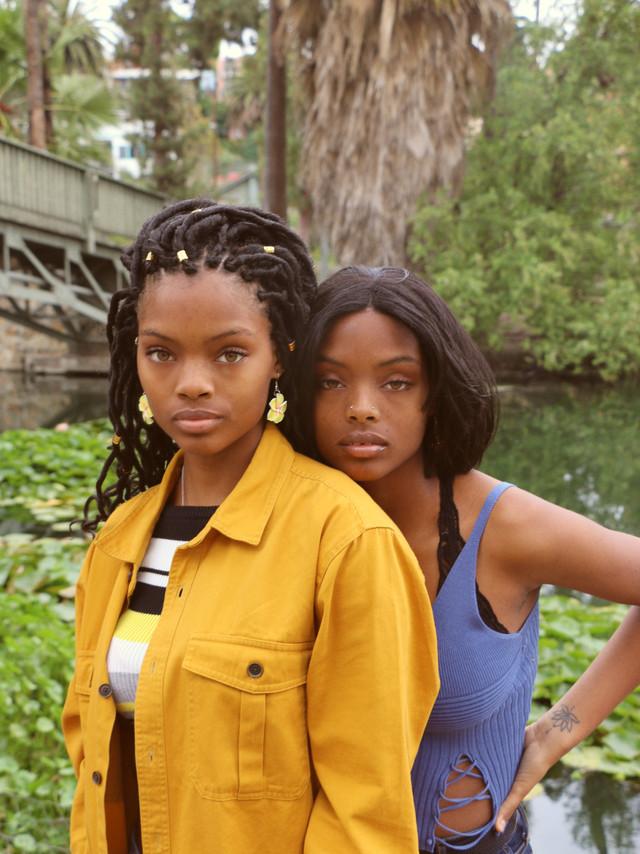 Ciera and Cymone