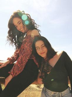 Lily & Francesa