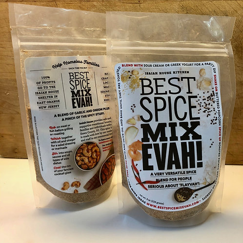 BEST SPICE MIX EVAH PACK OF 4